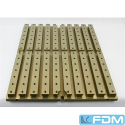 Clamping plates - HPS