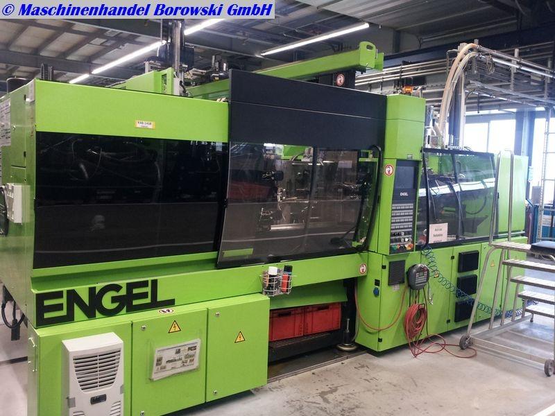 engel molding machine specs