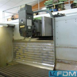 Milling machines - Universal Milling Machine - MAHO MH 800 E2