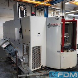 Boring mills / Machining Centers / Drilling machines - Machining Center - Horizontal - STARRAG HECKERT CWK 400D