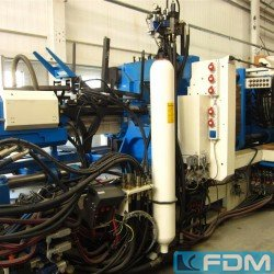 Injection molding machines - Injection molding machine up to 5000 KN - ARBURG 820 S 4000-800/250/350