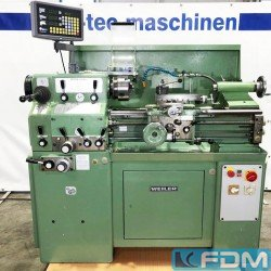 Lathes - Center Lathe - Weiler Matador VS