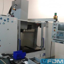 Boring mills / Machining Centers / Drilling machines - Machining Center - Vertical - HAAS VCE-500