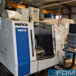 Milling machines - milling machining centers - vertical - HURCO VMX30