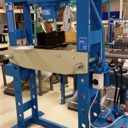 Presses - Tryout Press - hydraulic - OMCN 163